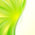 Abstrakt zieleni pokrywa. Obrazy Stock