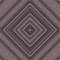Abstrfact seamless folk ethno retro pattern