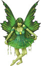 Absynth Fairy Stock Images