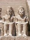 Abu Simbel, Egypt Royalty Free Stock Photos
