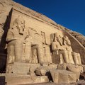 Abu Simbel Royalty Free Stock Photo