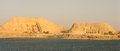 Abu Simbel Panorama Royalty Free Stock Photo