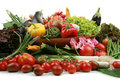 Abundance of vegetables Royalty Free Stock Photo
