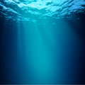 Abyss abstract underwater backgrounds your design Stock Images