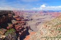 The abyss grand canyon united states nature view in arizona view point Royalty Free Stock Photos
