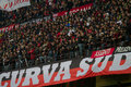 Ac Milan Curva Sud Royalty Free Stock Photo