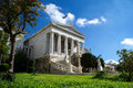 Academy of athens view the under the blue sky greece Stock Photography