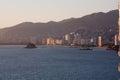 Acapulco Bay Royalty Free Stock Photo