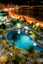 Acapulco Nights Royalty Free Stock Photo