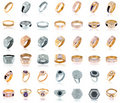 Accessories - ring Royalty Free Stock Photo