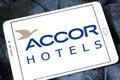 Accor hotels logo Royalty Free Stock Photo