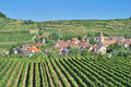 Achkarren,Kaiserstuhl Wine region,Black Forest,Germany Royalty Free Stock Photo