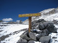 Aconcagua Stock Photography