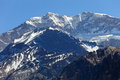 Aconcagua mountains Royalty Free Stock Photo
