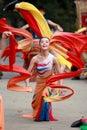 Acrobatics Royalty Free Stock Photo