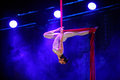 ACROBATS FROM CHINA NATIONAL CIRCUS Royalty Free Stock Photo