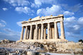 Acropolis 1 Royalty Free Stock Photo