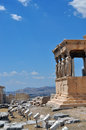 Acropolis athens greece this is the in Royalty Free Stock Image