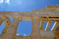 Acropolis athens greece this is the in Royalty Free Stock Photos