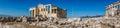 Acropolis in Athens Royalty Free Stock Photo