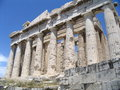 Acropolis, parthenon Royalty Free Stock Image