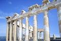 Acropolis Parthenon Greece Royalty Free Stock Photo