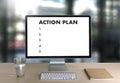 ACTION PLAN Strategy Vision Planning , Creative Development Proc
