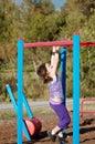 Active child playground