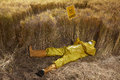Activist protesting against genetically modified cereals dead near field