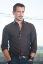 Actor Colin Farrell Stock Photography