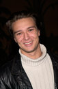 Actor justin whalin at the los angeles premiere of lost souls oct paul smith featureflash Stock Image