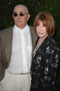 Actress director lee grant husband producer joe feury at the los angeles premiere of their new hbo documentary a father a son once Stock Images