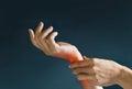 Acute Pain In A Woman Wrist, C...