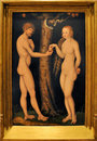 Adam et Eve Images stock