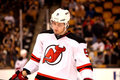 Adam Larsson New Jersey Devils Royalty Free Stock Photos