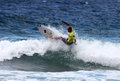 Adam melling manly australia february wct surfer from surfing in the australian open of surfing at beach feb Stock Images