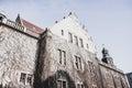 Adam Mickiewicz University Royalty Free Stock Photo