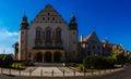 Adam Mickiewicz University in Poznan, Poland Royalty Free Stock Photo