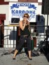 Adams Morgan Day Karaoke Stock Photos