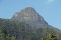 Adams Peak Royalty Free Stock Photo