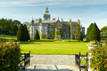 Adare manor and gardens Royalty Free Stock Photo