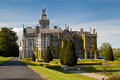 Adare mansion - Ireland Royalty Free Stock Photo