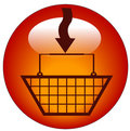 Add to cart icon Stock Images