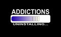 Addiction uninstalling