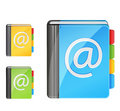 Address book Royalty Free Stock Photo