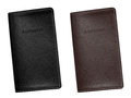 Address Book leather bound Royalty Free Stock Photo
