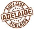 Adelaide stamp