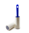 Adhesive tape roller on white background Royalty Free Stock Photo
