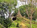 Adinath Temple, Maheshkhali Island, Cox`s Bazar, Bangladesh Royalty Free Stock Photo