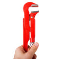 Adjustable wrench Royalty Free Stock Photo